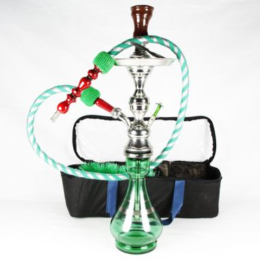 Shisha Travel Kit - Single Hose