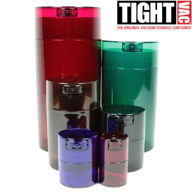 Tight Vac Containers Translucent