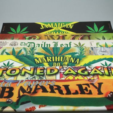 Joquer Extra Size rolling Papers -18cm