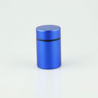 Head Case Bud Pot - Small Blue