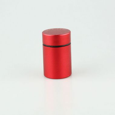 Head Case Bud Pot - Small Red