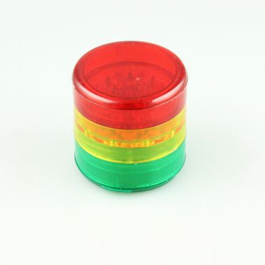 5 Part 50mm Acrylic Sifter Grinder