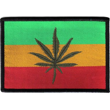 Hemp Flag Patch