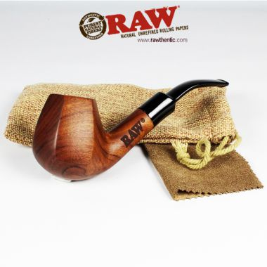 Raw Natural Pipe