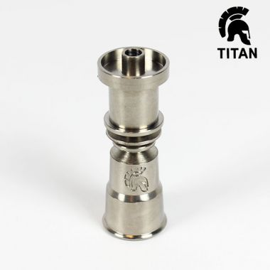 Titan Titanium Domeless Female E-Nail 14/18