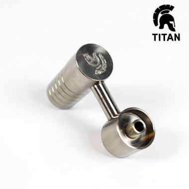 Titan Titanium Female Side Arm Nail 14/18