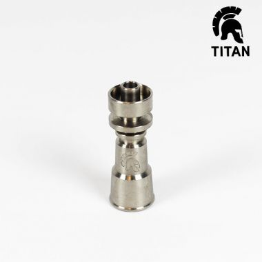 Titan Titanium Domeless Female Nail 10/14