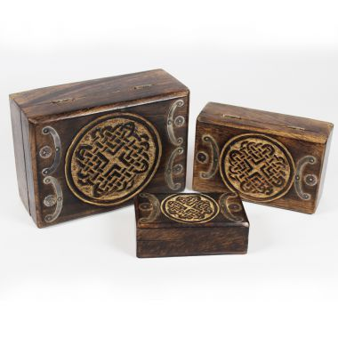 Celtic Quaternary Boxes