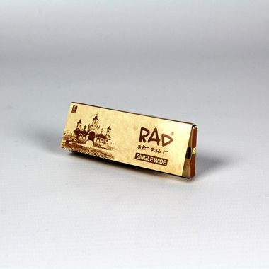 RAD Organic Unbleached Regular Papers