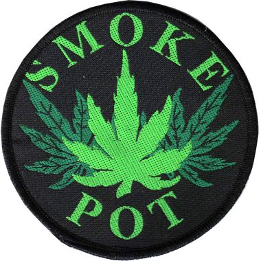 """Smoke Pot"" Patch"