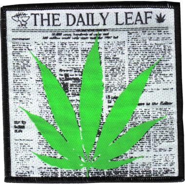 The Daily Leaf Patch