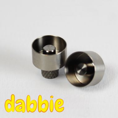 Dabbie Replacement Titanium Nail 2pk