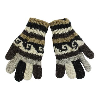Thick Woollen Gloves