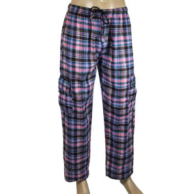 Epsilon Chequered Flannel Combat Trousers