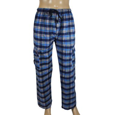 Omicron Chequered Combat Trousers