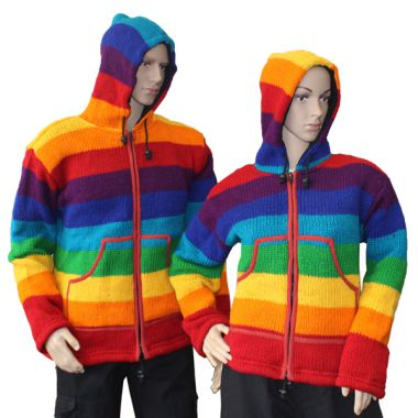 Rainbow Jumper - Large