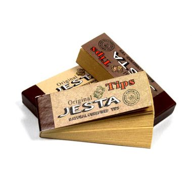 Jesta Natural Unrefined Tips 3 Pack
