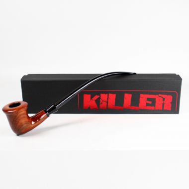 Killer Peace Pipe - 12 Inch Rimmed Bowl