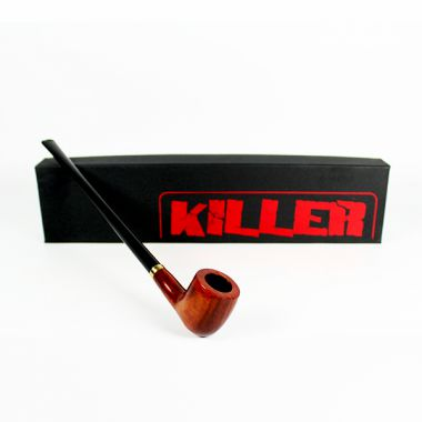 Killer Peace Pipe - 12 Inch Straight Stem
