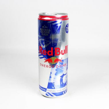 Red Bull Large Capacity Stash Can