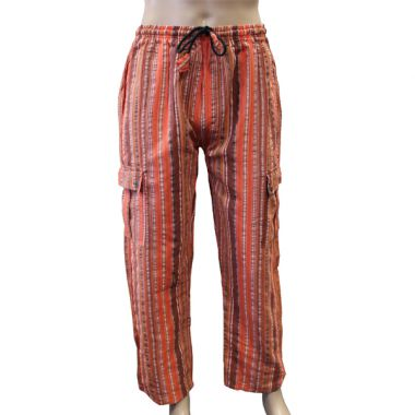 Pelennor Striped Combat Trousers