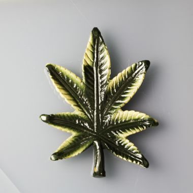Leaf Metal Ashtray