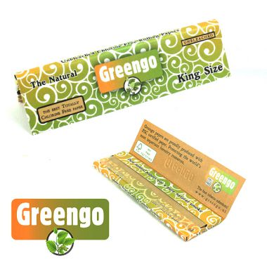 Greengo Kingsize Papers