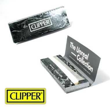 Clipper Regular Silver Papers