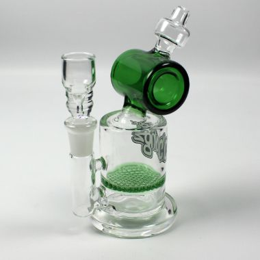 Chongz Steamroller 19cm Mini Glass Bong
