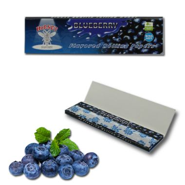 Hornet Blueberry Flavoured Papers