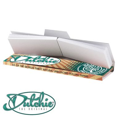 Dutchie Original Natural Kingsize Slim Connoisseurs