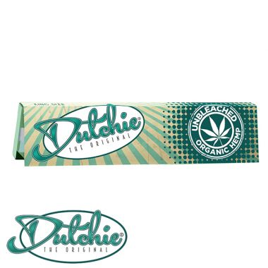 Dutchie Original Organic Kingsize Slim Papers