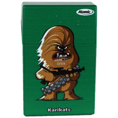 Star Wars Cigarette Packet Cover - Chewbacca