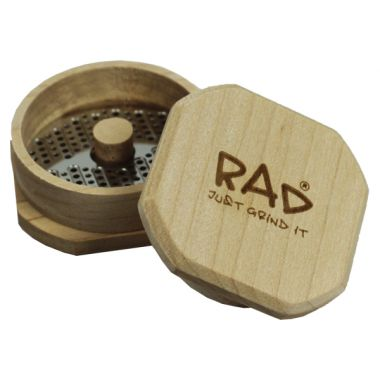 RAD 'Just Grind It' Wooden Shredder