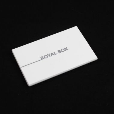 Royal Box Snuff Kit - White