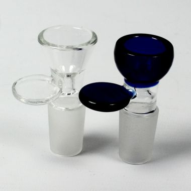 Glass Paddle Lift Bong Bowls 18.8mm