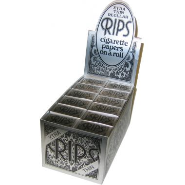 Rips - Extra Thin Regular  - Box of 24