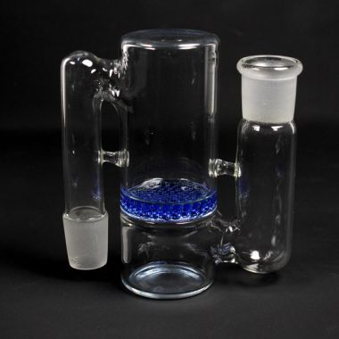 Blue Honeycomb Ashcatcher 18.8mm