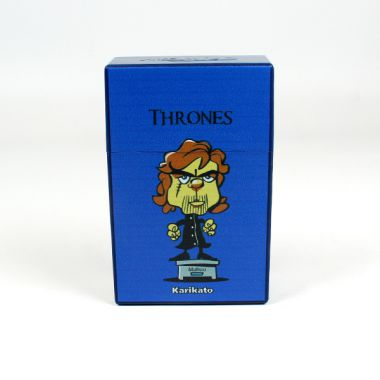 Game of Thrones Cigarette Packet Cover - Tyrion Lannister Blue