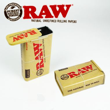 RAW Slide Top Cigarette Box