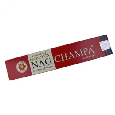 Golden Nag Champa Vijayshree Incense Sticks