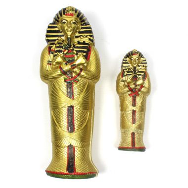 Egyptian Sarcophagus Trinket Box