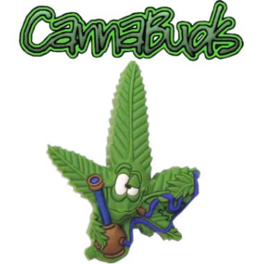 Cannabuds Pin Badge - Bubblez