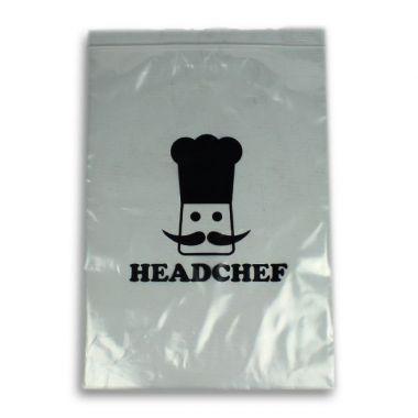 Head Chef 190mm x 270mm Button Bag