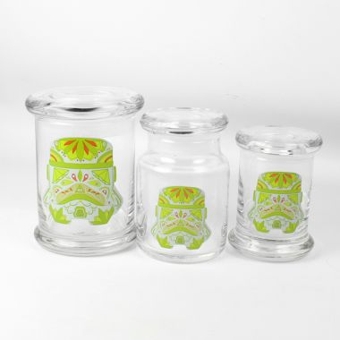 420 Classic Pop Top Jar Sugar Trooper