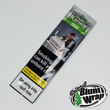 Double Platinum Blunts - GREEN (Apple Martini)