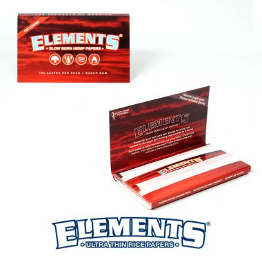 Elements Single Wide Double Pack