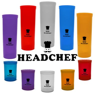 Headchef Pop Top Vial