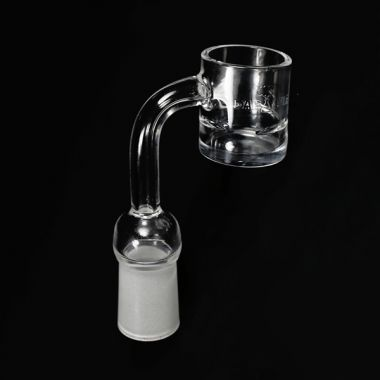 Dab Labs Female 14.5mm 4 Slits Quartz Banger