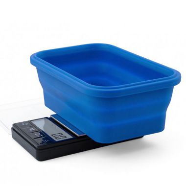 On Balance SBS-200 Digital Scale with Silicone Bowl